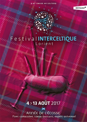 FOR EVER FORTUNE - FESTIVAL INTERCELTIQUE DE LORIENT