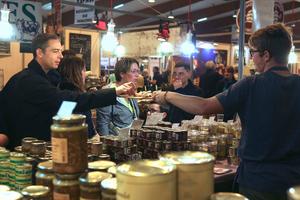 Salon vins et gastronomie de brest brest expo parc de for Salon du vin rennes