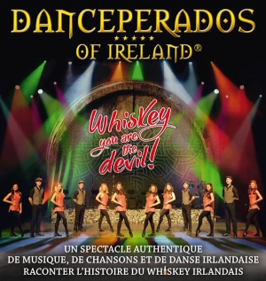 DANCEPERADOS OF IRELAND - WHISKEY YOU ARE THE DEVIL !