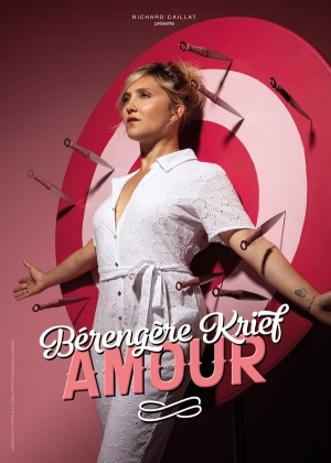 BERENGERE KRIEF - AMOUR