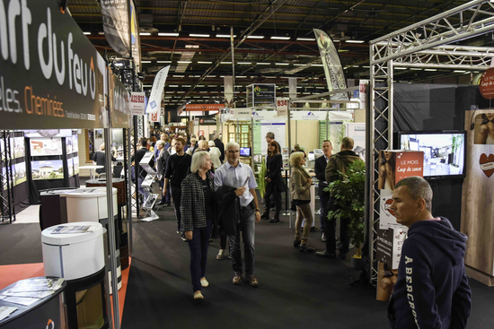 Salon habitat viving quimper parc des expositions for Salon etudiant rennes