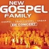 affiche NEW GOSPEL FAMILY