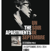 affiche The Apartments + 49 Swimming Pools + Dj Gilles Le Guen