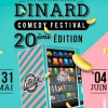 affiche SOIREE COMPETITION - DINARD COMEDY FESTIVAL 2017