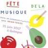 affiche Fille sans flingue + Bobby & Sue + Anaïs + The Past Travellers - Fête de la Musique 2017