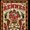 affiche RENNES TATTOO CONVENTION