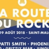 affiche LA ROUTE DU ROCK - COLLECTION ETE