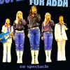 affiche SUPER TROUPER FOR ABBA - ABBA TRIBUTE BAND