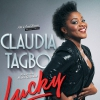 affiche CLAUDIA TAGBO - LUCKY