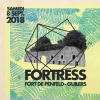 affiche FORTRESS 2018 - MICHAEL MAYER, BENJAMIN DAMAGE