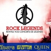 affiche ROCK LEGENDS 2019 - THE DOORS ALIVE - LETZ ZEP