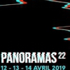 affiche FESTIVAL PANORAMAS # 22 - PASS 1J