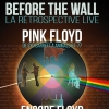 affiche ENCORE FLOYD - BEFORE THE WALL