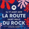 affiche ROUTE DU ROCK COLLECTION ETE SAMEDI