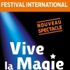 affiche FEST. INTERNATIONAL VIVE LA MAGIE - 12 EME EDITION