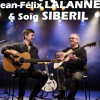 affiche JEAN-FELIX LALANNE & SOIG SIBERIL - BACK TO CELTIC GUITAR