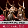affiche ARMSTRONG JAZZ BALLET