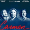 affiche CARMEN : BUS RENNES + CARRE OR - STADE DE FRANCE