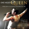 affiche ONE NIGHT OF QUEEN - Performed by Gary Mullen &the Works